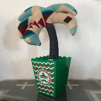 "PENDLETON×MB7r LITTLE PLANTS PALM TREE ""BIG THUNDER SCARLET"""