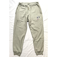 """PENDLETON×MB7r SWEAT PANTS ASH GRAY """"OVER ALL BEIGE"""""""