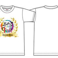 1周年記念Tシャツ M~XLサイズ(生地カラー:白)