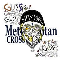 【MCB551806】MINATSU  「GUSSY  SKULL」(メガネ拭き・めがね拭き)