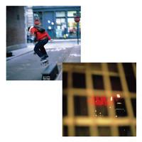 55cm角:【MCB551704】BUN YOKOYAMA「NEW YORK」(メガネ拭き・めがね拭き)