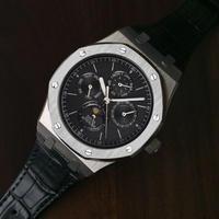DIDUN DESIGN メンズ 自動巻腕時計 316Lステンレス レザーストラップ 41mm 全8カラー