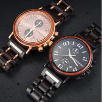 [選べる6色] BOBO BIRD ボボバード 木製腕時計 ヴィンテージスタイル