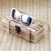 BOBO BIRD ボボバード 偏光サングラス 選べる4カラー 木製 竹製 ユニセックス メンズ レディース