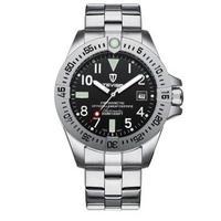 TEVISE メンズ 自動巻腕時計 ルミナスハンズ 41mm 全5色
