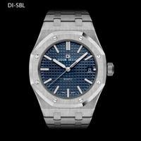 DIDUN  クォーツ腕時計 メンズ 高級 ミリタリー ステンレス 15カラー