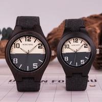 BOBO BIRD ボボバード ペアウォッチ 木製腕時計 メンズ レディース ミヨタ製クォーツムーブ