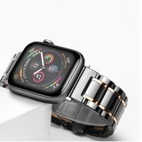 Apple Watch 4 5 セラミックバンド 38mm/40mm/42mm/44mm