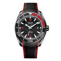 ROCOS メンズ腕時計 シーマスタースタイル 10気圧防水 自動巻 42mm