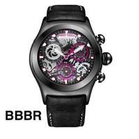REEF TIGER クォーツ 腕時計 スケルトン クロノグラフ RGA792 カラバリ1~10