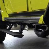 メルセデスベンツ Gクラス サイドランニングボード G63 W463 電動サイドステップ サイドスカート 開閉式ペダルステップ g65 g500 4*4