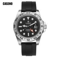 CASENO 自動巻腕時計 エクスプローラー2オマージュモデル