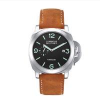 KIMSDUN クォーツ腕時計 パネライスタイル 43mm 全7カラー