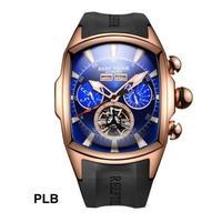REEF TIGER RGA3069 自動巻き 機械式腕時計 トゥールビヨン メンズ 15色展開