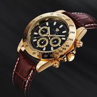 [ロレックス好きの方に] OUYAWEI 自動巻 メンズ腕時計 防水 全4カラー