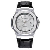 CURDDEN クォーツ腕時計 ノーチラスオマージュモデル 全4カラー