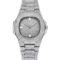 CURDDEN ユニセックス腕時計 ダイヤモンド ノーチラスオマージュモデル 全7カラー