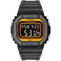 SMAEL メンズ腕時計 デジタル ミリタリーウォッチ 全8カラー 海外で高評判