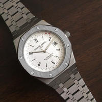 DIDUN DESIGN メンズ 自動巻腕時計 Seagull ST16 41mm ステンレススチール