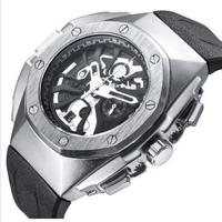 KIMSDUN メンズ クォーツ腕時計 3気圧防水 カラバリ3色 カジュアルスタイル