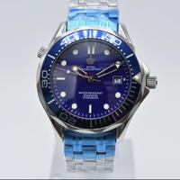 SteelBagelsport 自動巻き 機械式腕時計 メンズ ステンレス  40mm