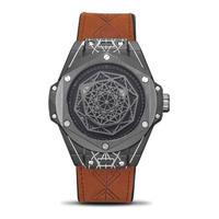 KIMSDUN メンズ 自動巻機械式腕時計 カジュアルウォッチ