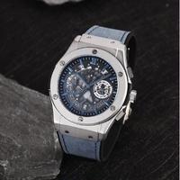 ウブロ風 メンズ クォーツ腕時計 45m 全5カラー