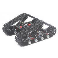 レゴ(LEGO)互換パーツ キャタピラーシステム テクニック
