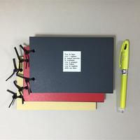 Scrapbook ブラッククロッキー(S)