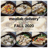 FALL 2020 #1:ローファットコース 7食セット