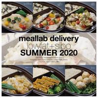 SUMMER 2020 #1:ローファットコース+SIBO 7食セット