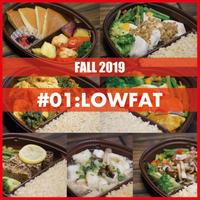 FALL 2019 #1:ローファットコース 7食セット
