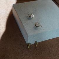 【受注販売】silver925 mini motif piece pac