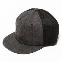 Glen Check Mesh Cap(Brown)/MW-HT20201