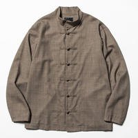 Wool Mao-Collar SH (Brown) / [MW-SH20101]