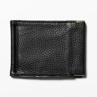 Leather Money Clip (Off Black) / [MW-AC20101]