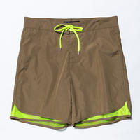 Equipment Board Shorts/TAN [MW-PT19107]