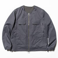 Solotex Reversible 4Way JKT (Charcoal) / [MW-JKT20104]