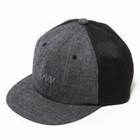 Glen Check Mesh Cap(B.Grey)/MW-HT20201