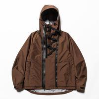 3 Layer Detachable Anorak OP(Brown)/MW-JKT20205