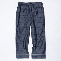Field Pajama PT/ NAVY x WHITE  [MW-PT19101]