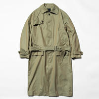 Iridescent Split Over Coat (Khaki) / [MW-JKT20103]