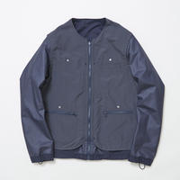 Waterproof Reversible 4Way JK/NAVY×STEEL [MW-JKT17101]