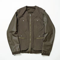 Waterproof Reversible 4Way JK/KHAKI×CHARCOAL [MW-JKT17101]
