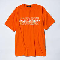 Hidden Print Tee×Ray Masaki/ORANGE  [MW-CT19105]