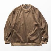 Suede Popper SH(Brown)/MW-SH20205