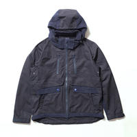 Cotton Typewriter Contrary Parka/NAVY [MW-JKT14201]