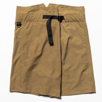 Nylon Wrap Board Shorts (Coyote) / [MW-PT20105]