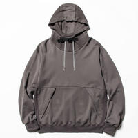 Heavy Pile Function Hoodie (Charcoal) / [MW-CT20101]