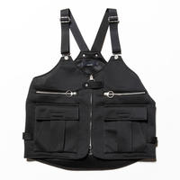 Activist Mesh Vest Bag(Off Black)/MW-JKT20202